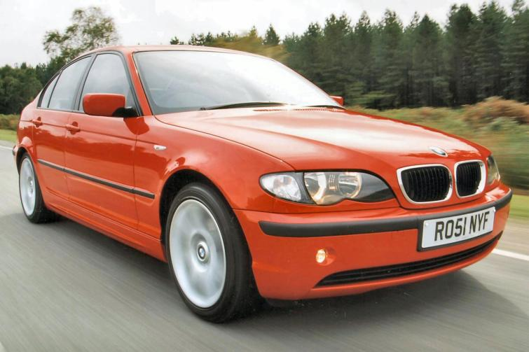 BMW 3 series 330d 2005 photo - 8