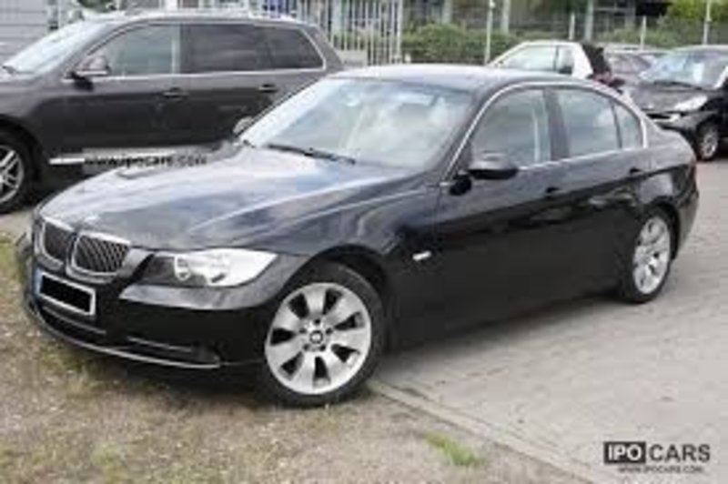 BMW 3 series 330d 2006 photo - 1