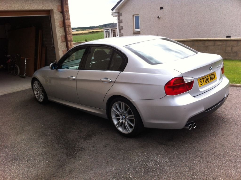 BMW 3 series 330d 2006 photo - 10