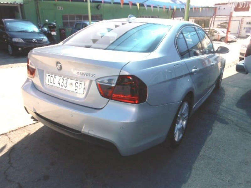 BMW 3 series 330d 2006 photo - 12