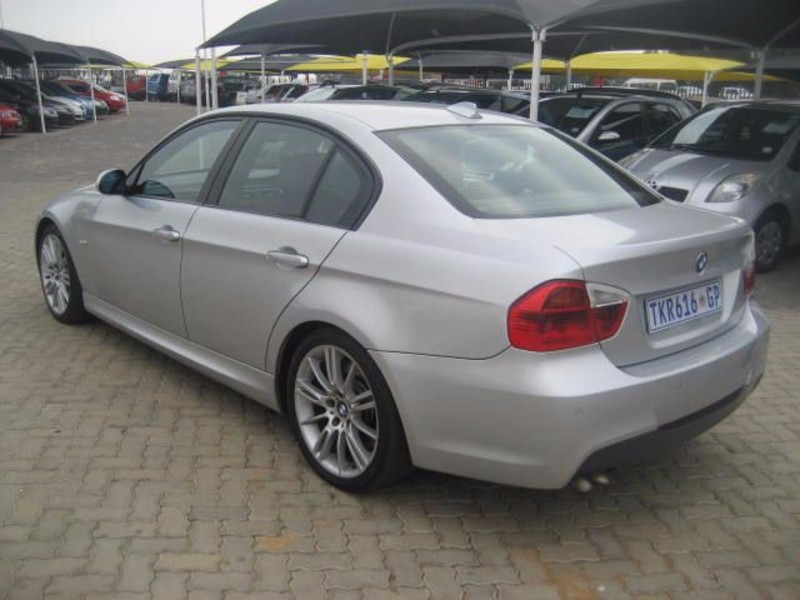 BMW 3 series 330d 2006 photo - 3
