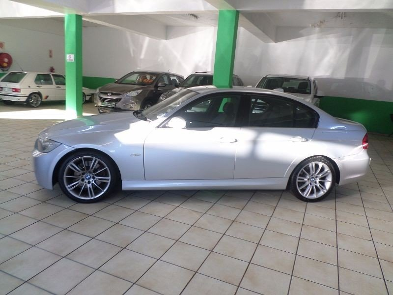 BMW 3 series 330d 2006 photo - 4