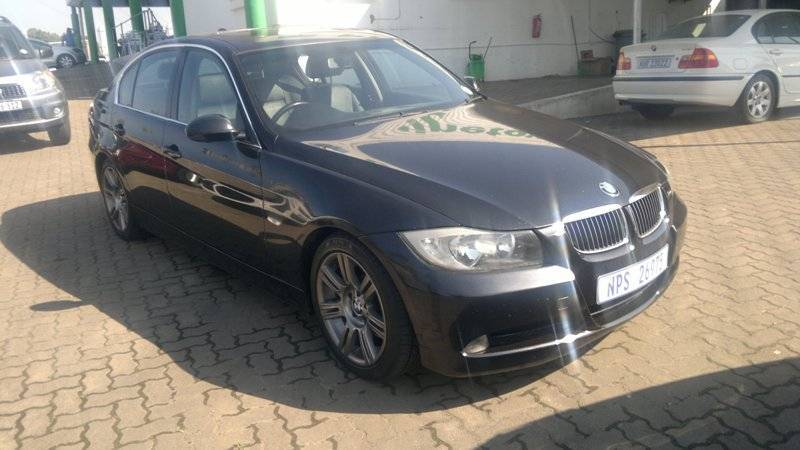 BMW 3 series 330d 2006 photo - 5