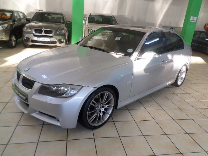 BMW 3 series 330d 2006 photo - 6