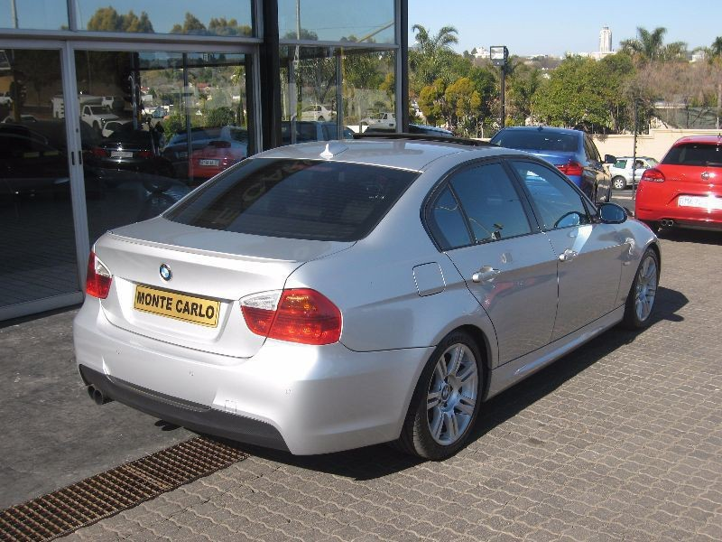 BMW 3 series 330d 2006 photo - 7