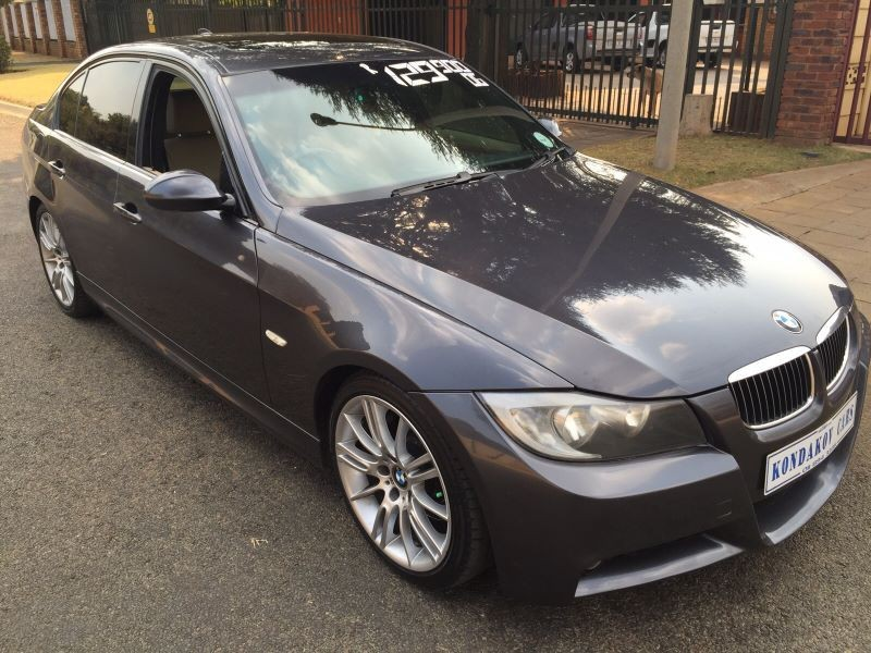 BMW 3 series 330d 2006 photo - 8