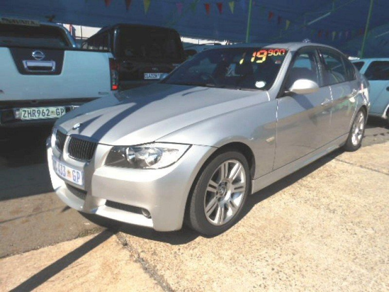 BMW 3 series 330d 2006 photo - 9