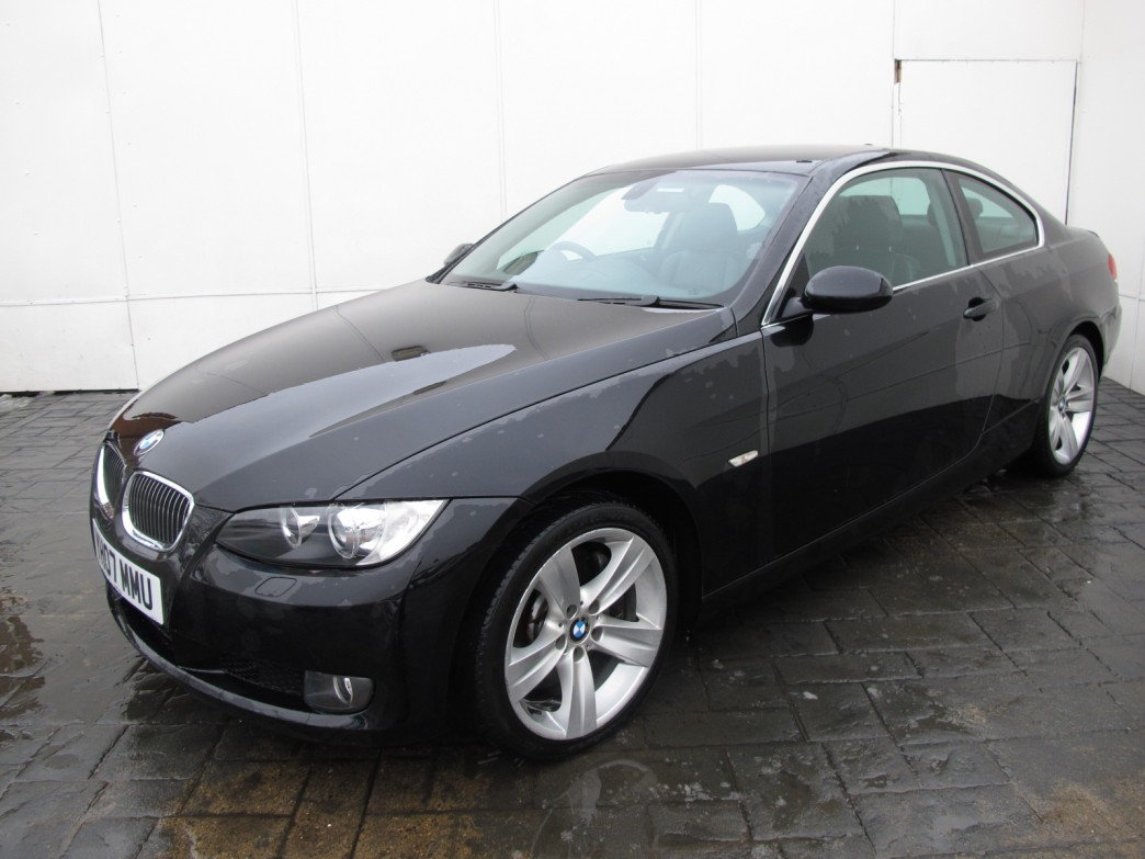 BMW 3 series 330d 2007 photo - 1