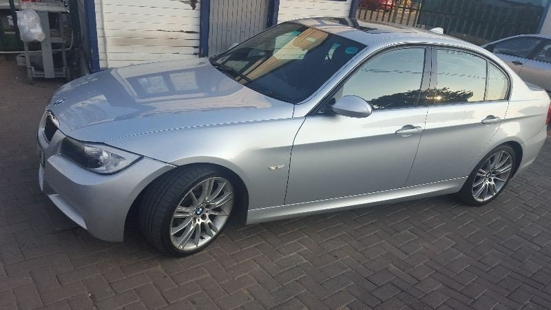 BMW 3 series 330d 2007 photo - 10