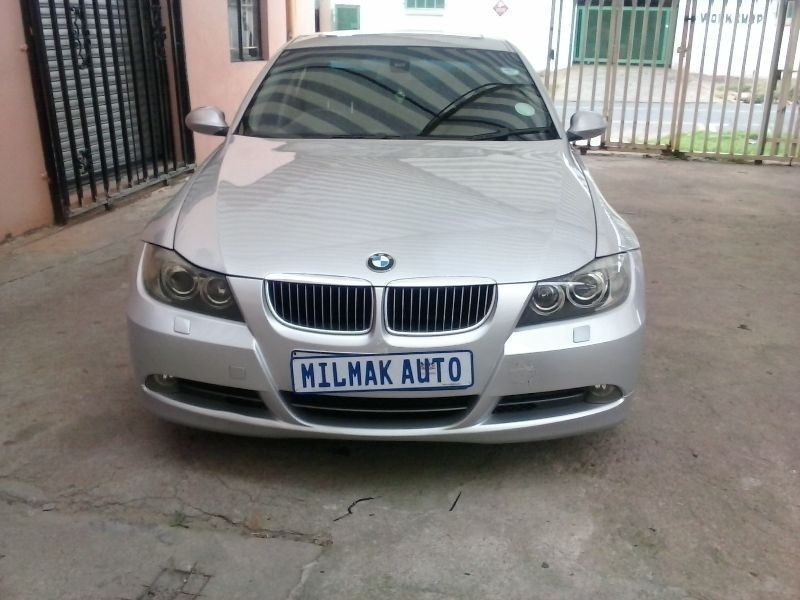 BMW 3 series 330d 2007 photo - 11