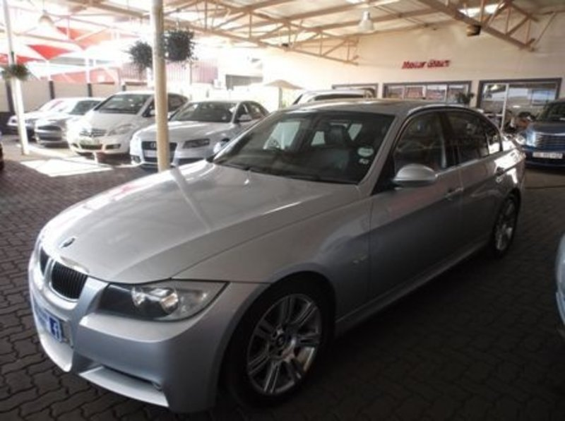 BMW 3 series 330d 2007 photo - 12