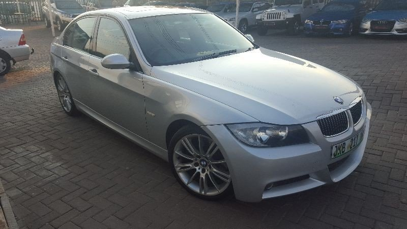 BMW 3 series 330d 2007 photo - 3