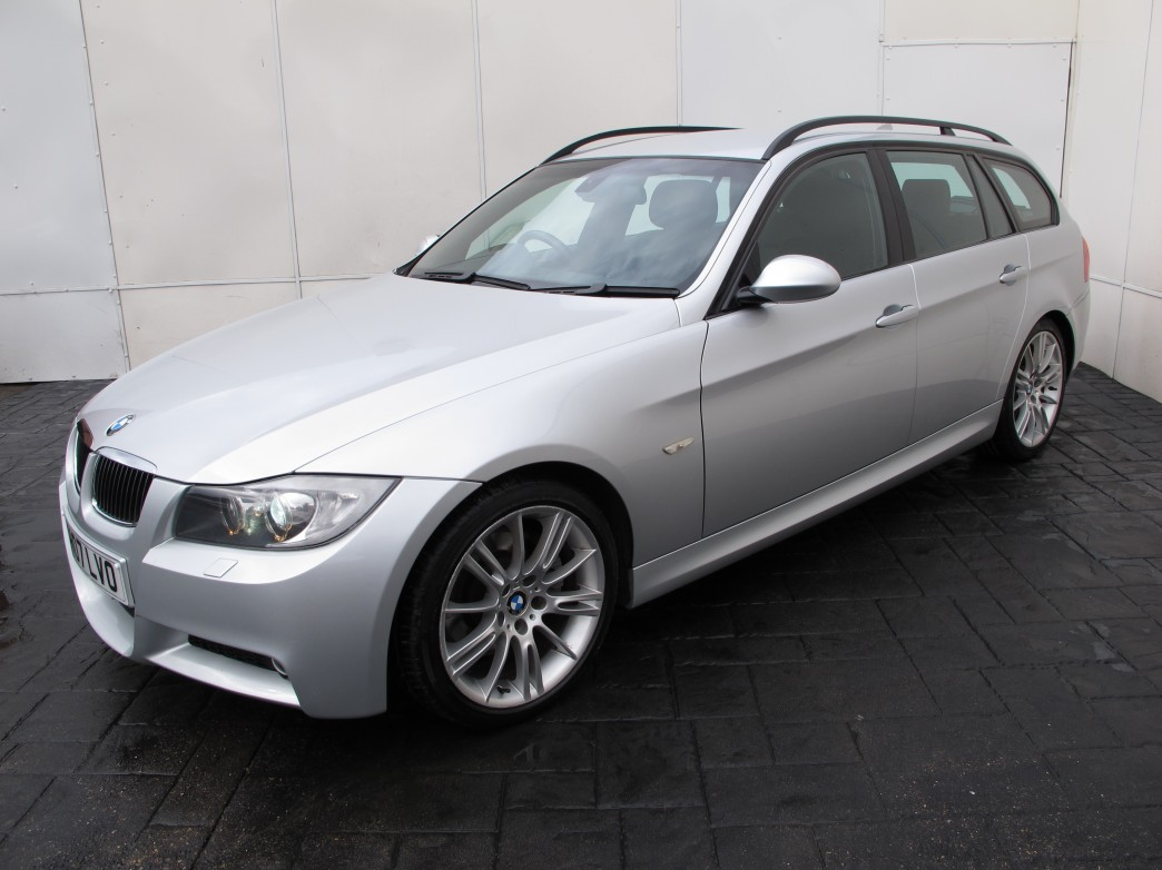 BMW 3 series 330d 2007 photo - 6