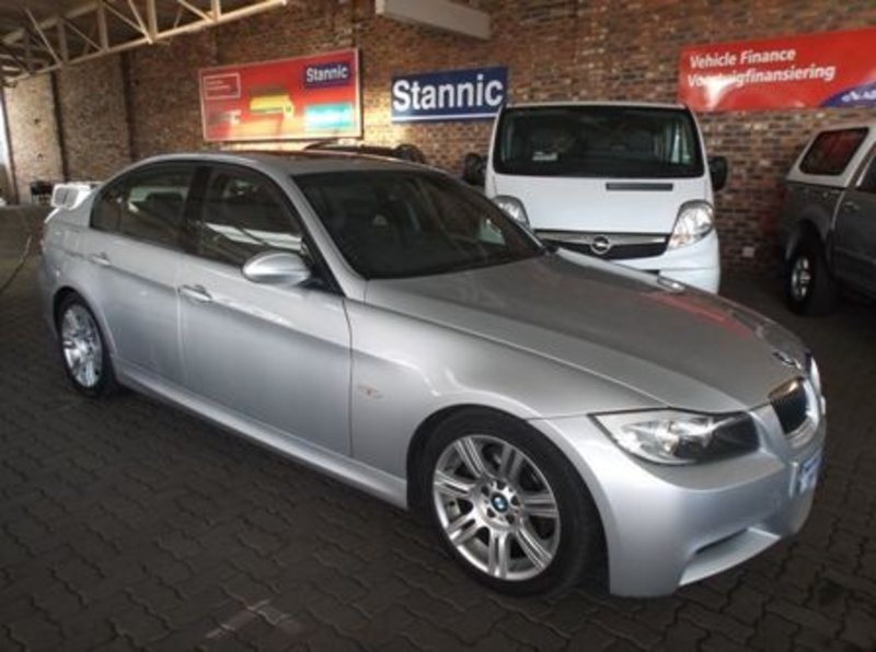 BMW 3 series 330d 2007 photo - 7
