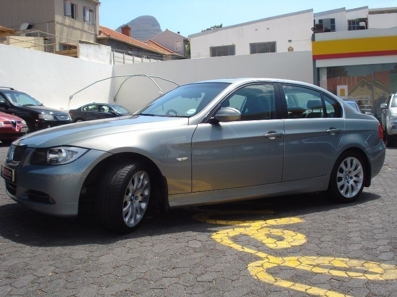 BMW 3 series 330d 2007 photo - 8