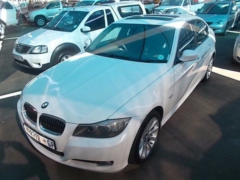 BMW 3 series 330d 2009 photo - 1