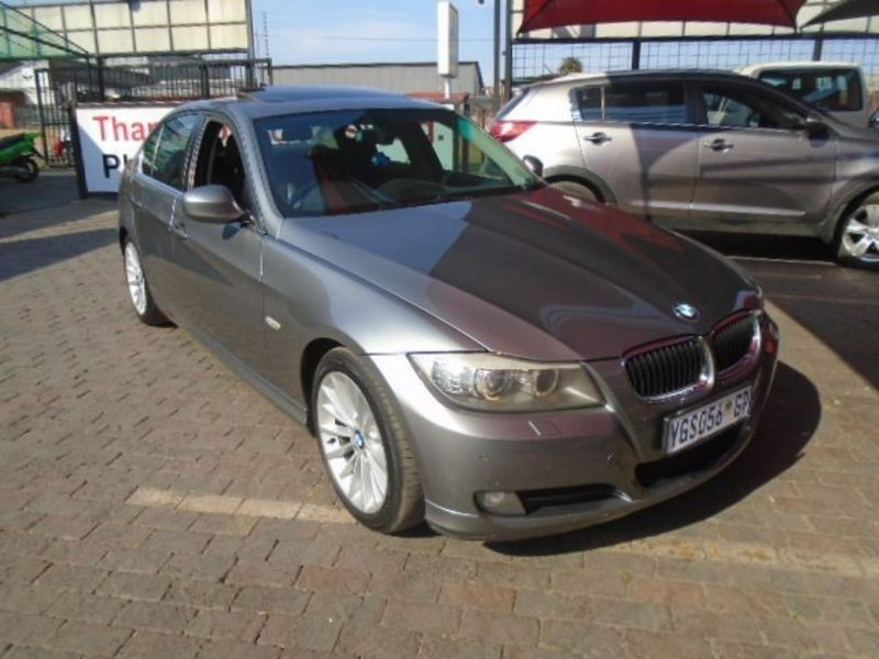 BMW 3 series 330d 2009 photo - 4