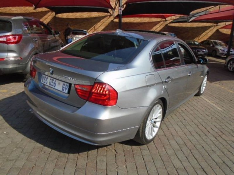 BMW 3 series 330d 2009 photo - 5