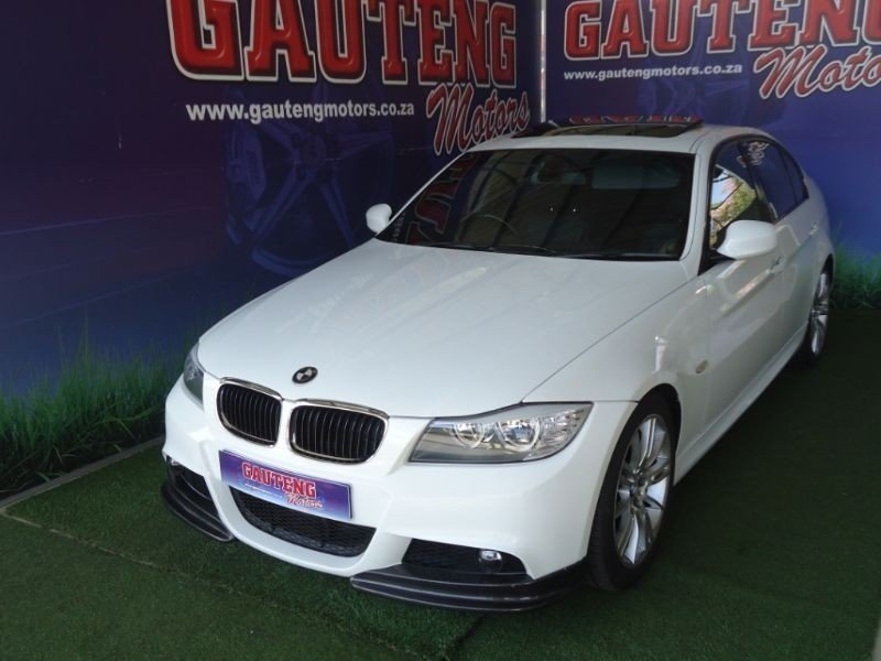 BMW 3 series 330d 2009 photo - 8