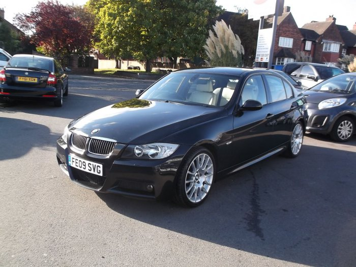 BMW 3 series 330d 2009 photo - 9