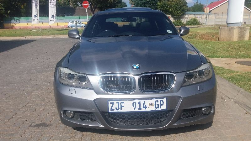 BMW 3 series 330d 2010 photo - 1