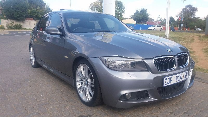 BMW 3 series 330d 2010 photo - 5