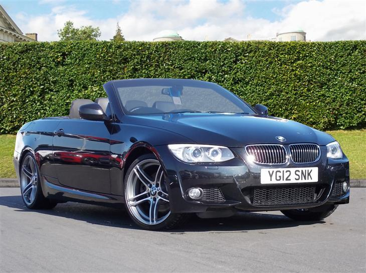 BMW 3 series 330d 2012 photo - 10