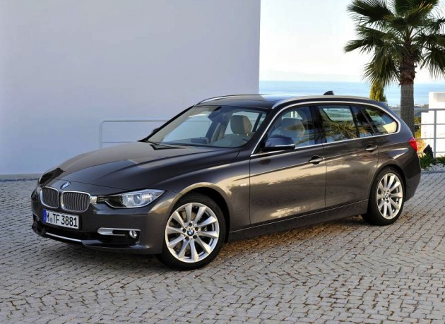 BMW 3 series 330d 2012 photo - 12