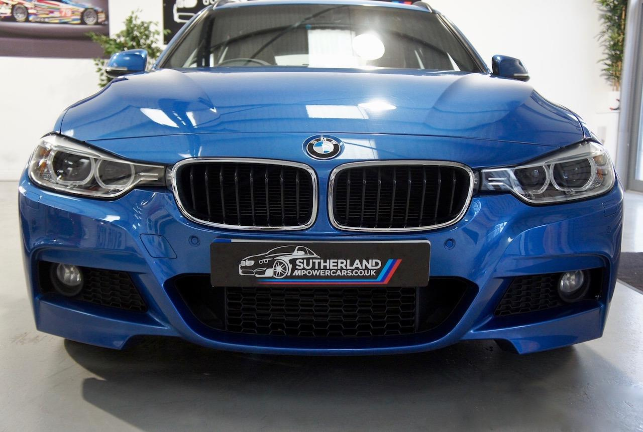 BMW 3 series 330d 2013 photo - 12