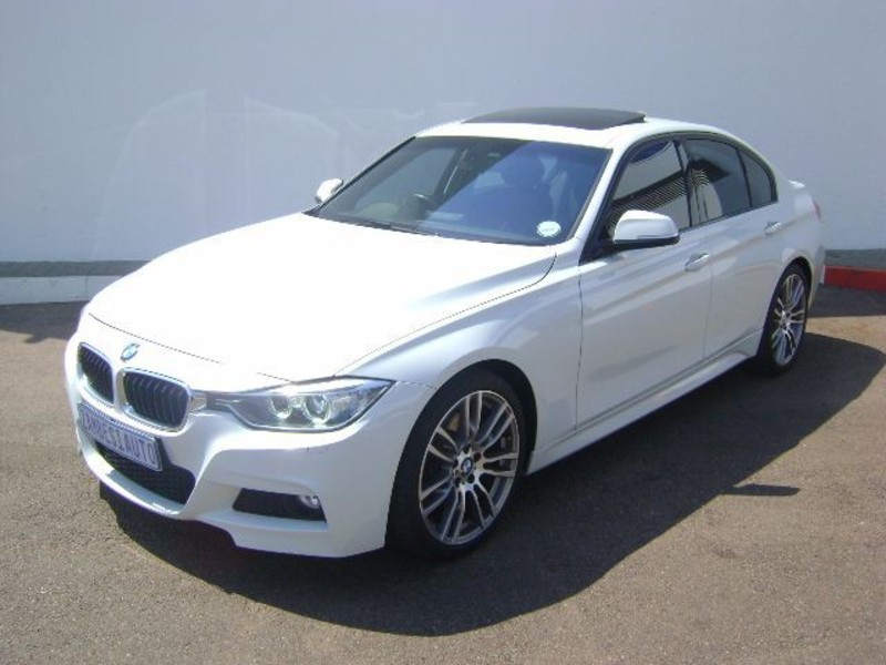 BMW 3 series 330d 2013 photo - 2