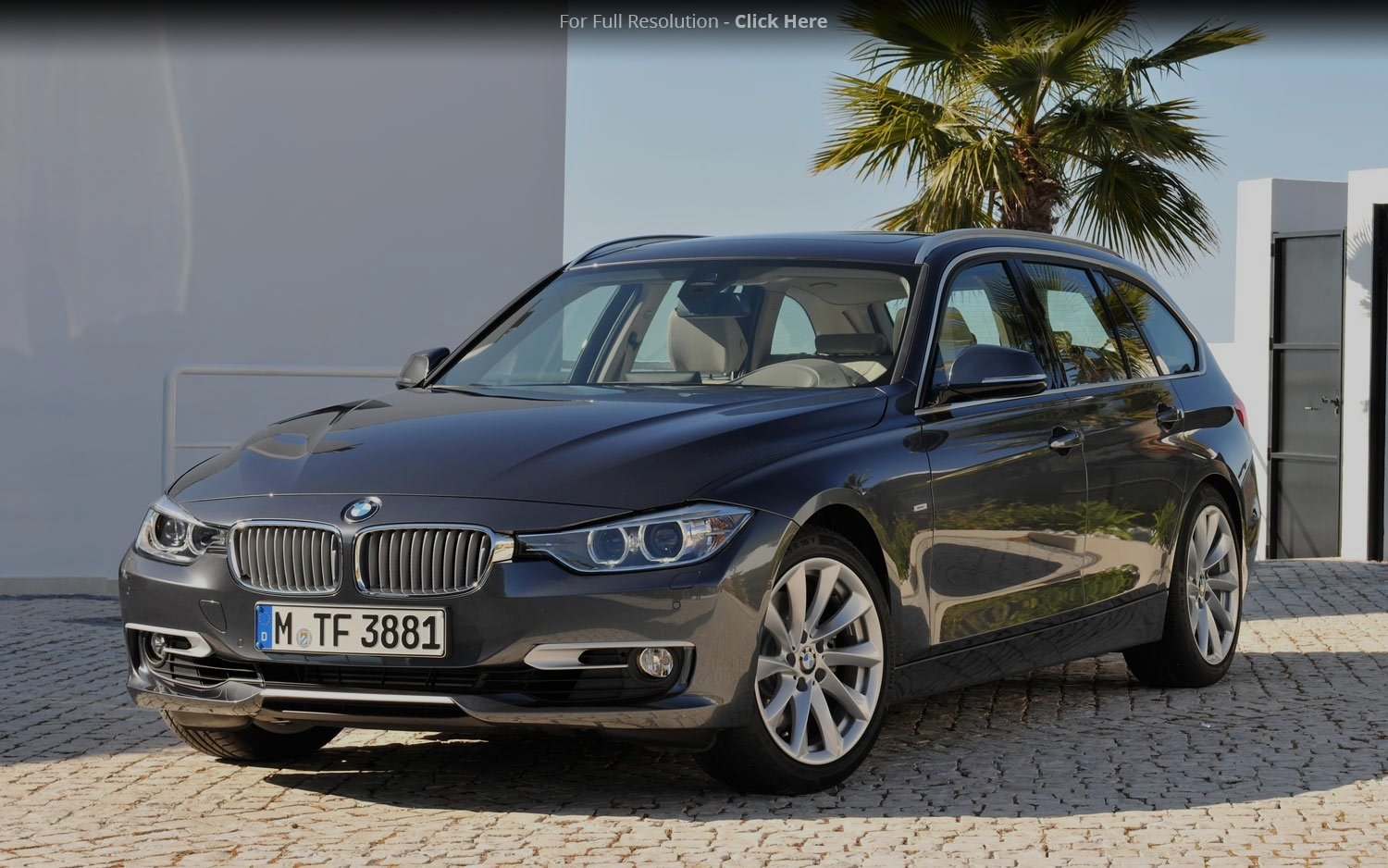 BMW 3 series 330d 2013 photo - 3