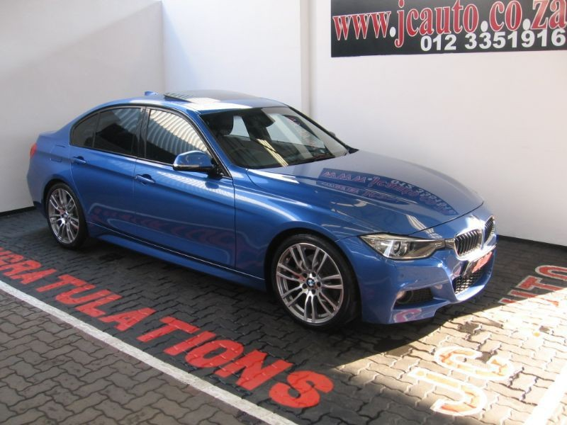 BMW 3 series 330d 2013 photo - 8