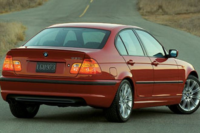 BMW 3 series 330i 1999 photo - 11