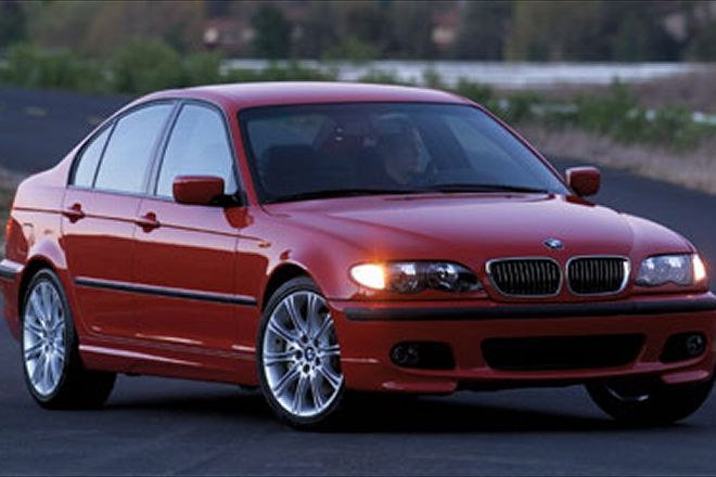 BMW 3 series 330i 1999 photo - 12
