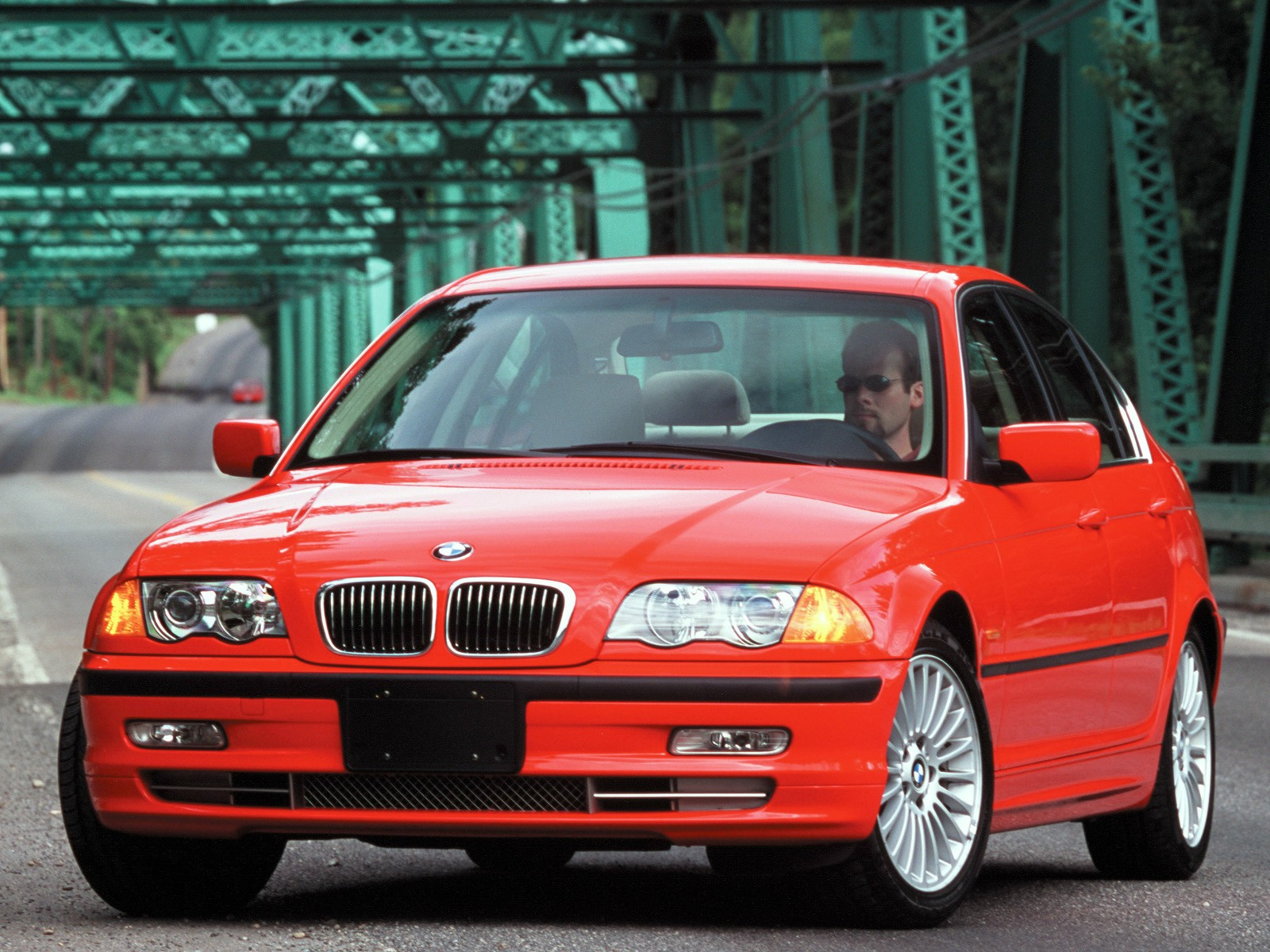BMW 3 series 330i 1999 photo - 4