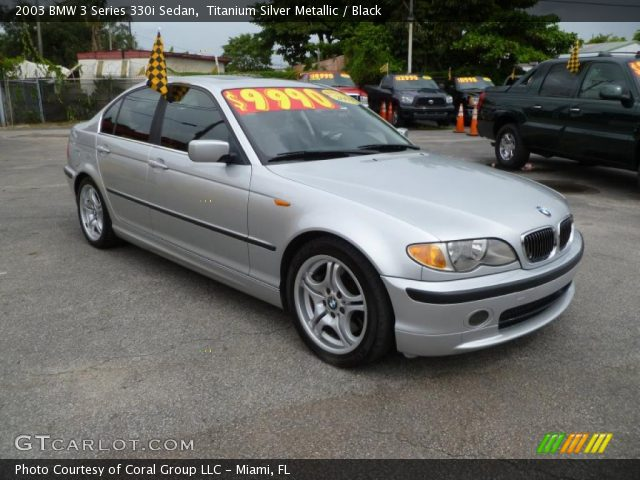 BMW 3 series 330i 2003 photo - 10