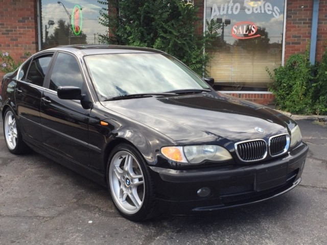 BMW 3 series 330i 2003 photo - 11