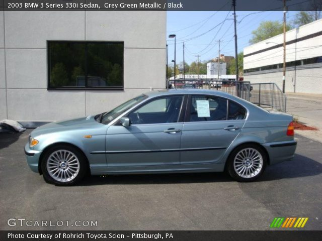 BMW 3 series 330i 2003 photo - 6