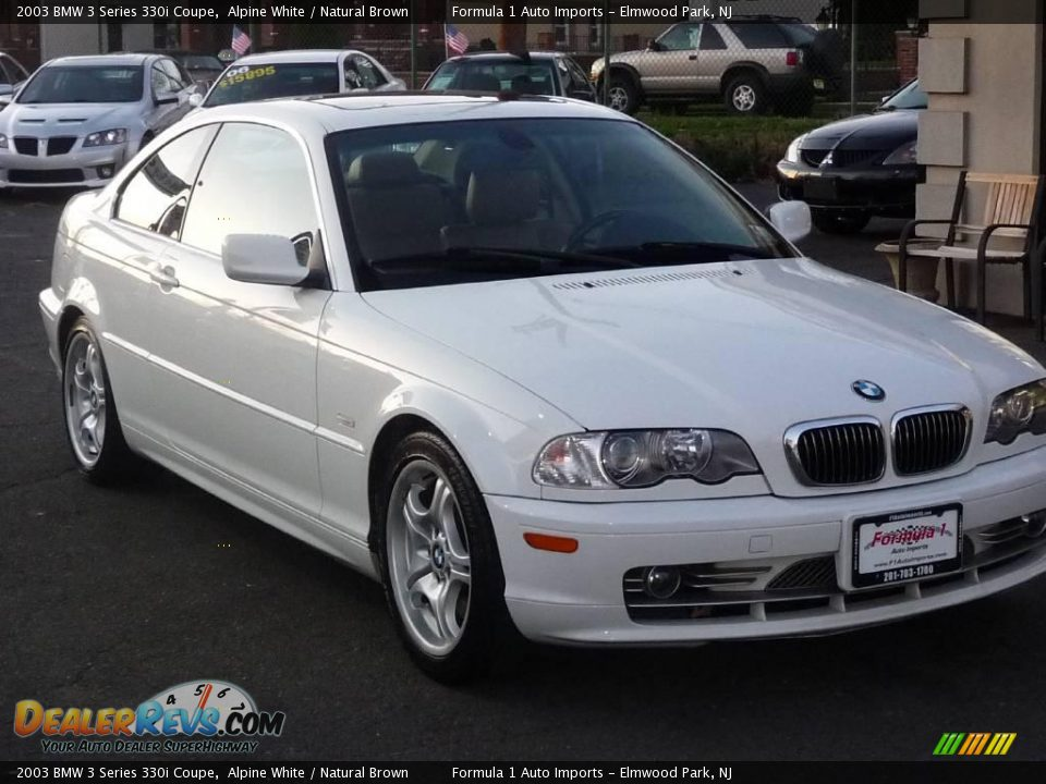 BMW 3 series 330i 2003 photo - 7