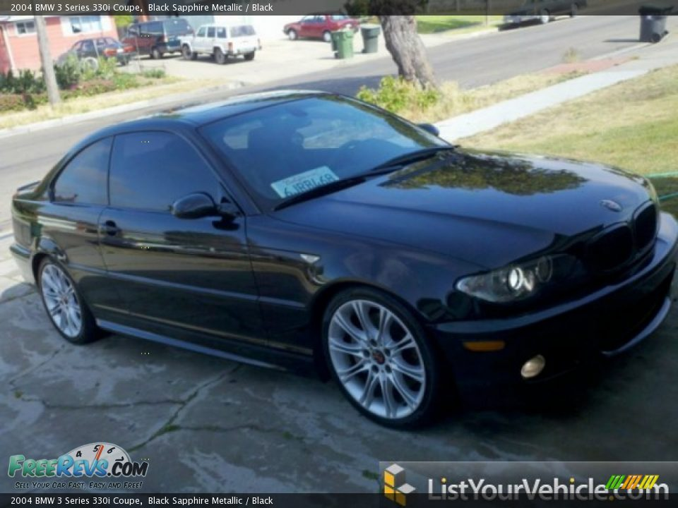 BMW 3 series 330i 2004 photo - 3