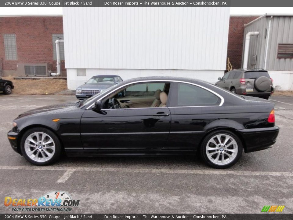 BMW 3 series 330i 2004 photo - 4