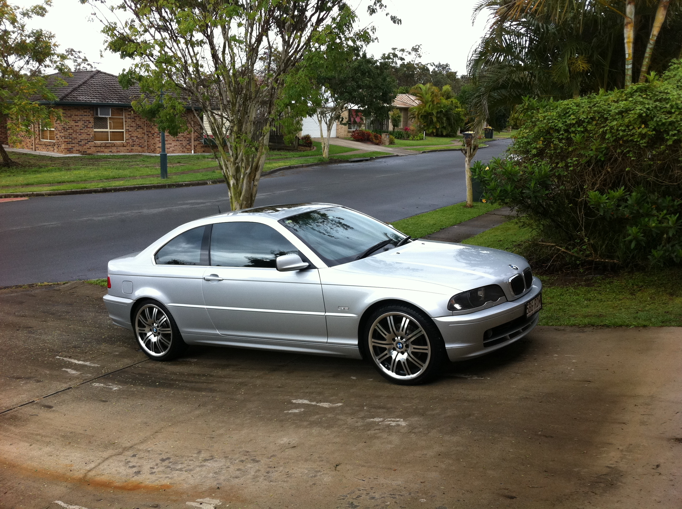 BMW 3 series 330xd 2000 photo - 11