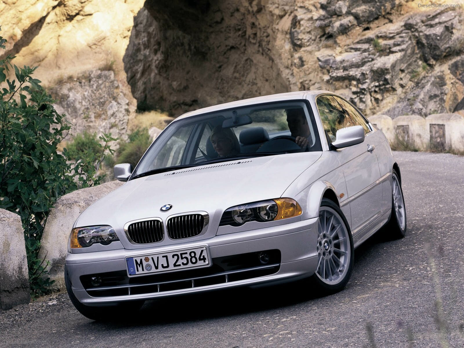 BMW 3 series 330xd 2000 photo - 12