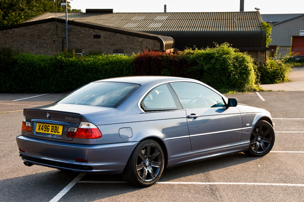 BMW 3 series 330xd 2000 photo - 4