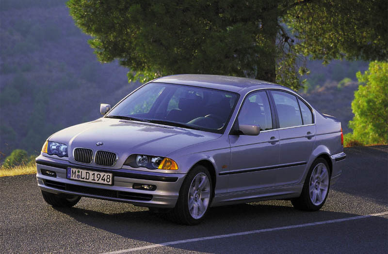 BMW 3 series 330xd 2000 photo - 5
