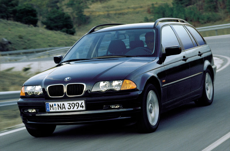 BMW 3 series 330xd 2000 photo - 9