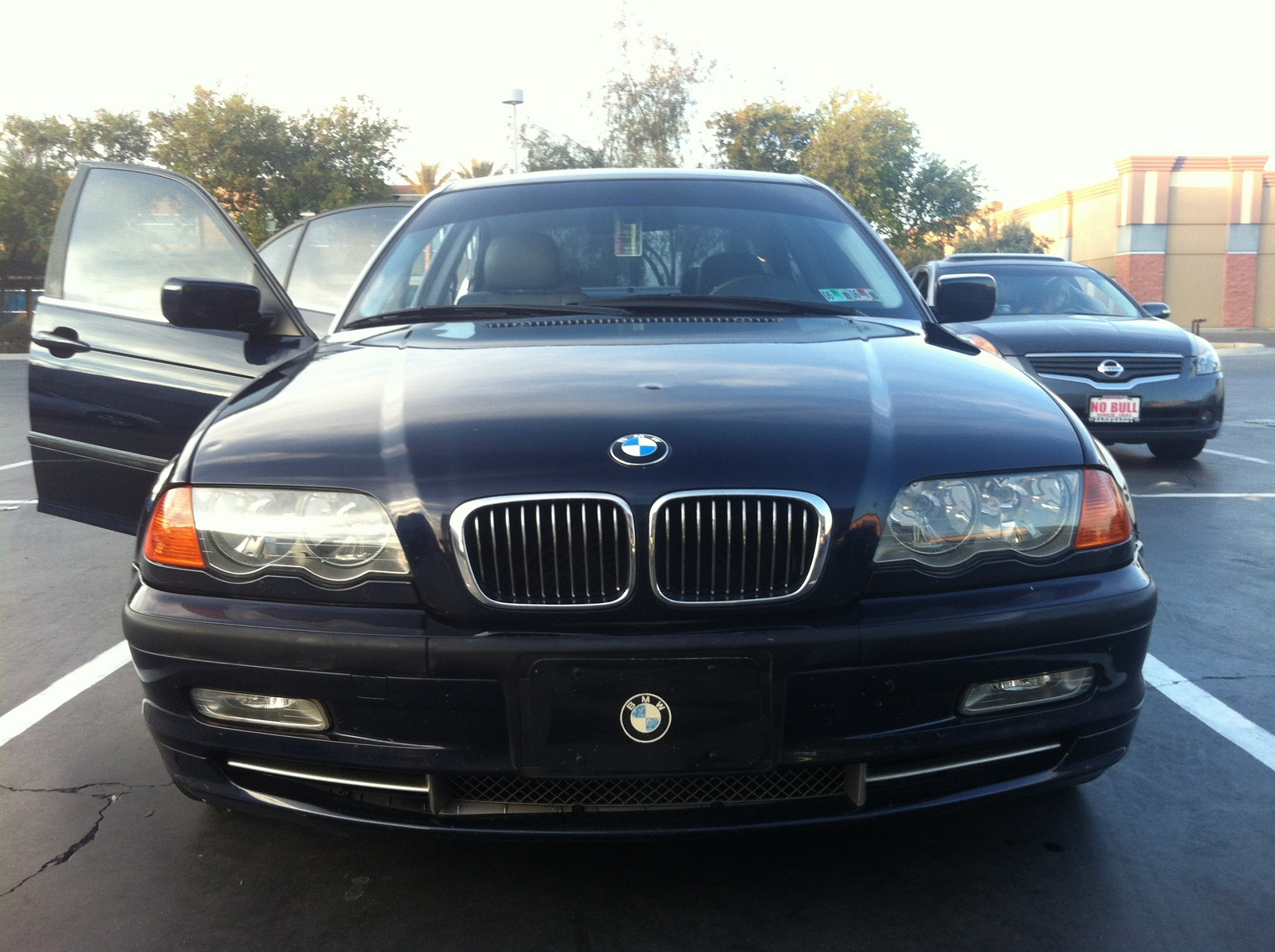 BMW 3 series 330xd 2001 photo - 10