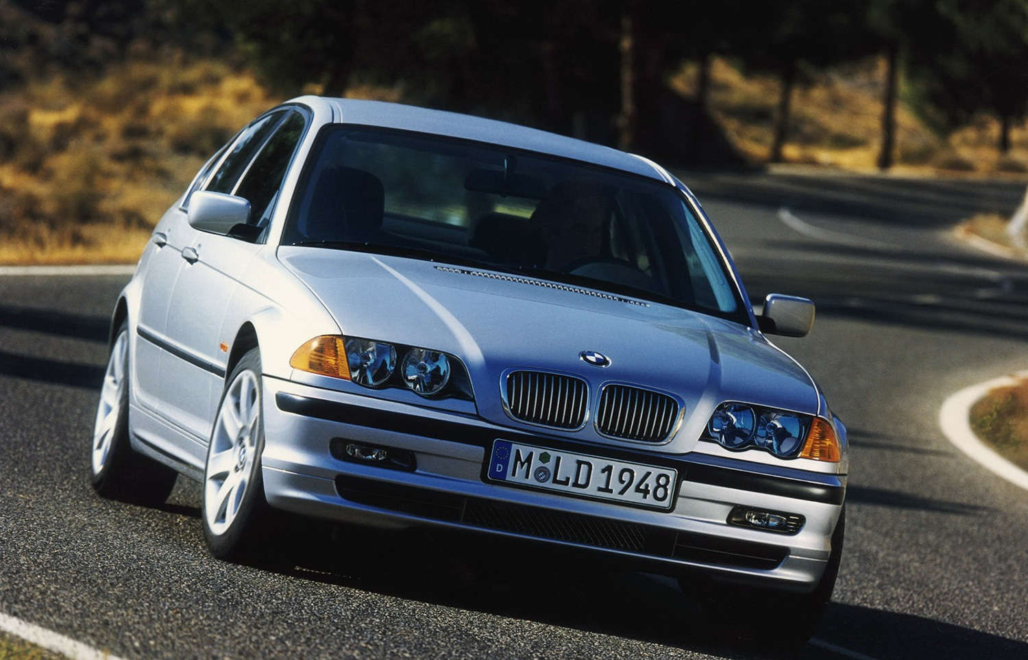 BMW 3 series 330xd 2001 photo - 2