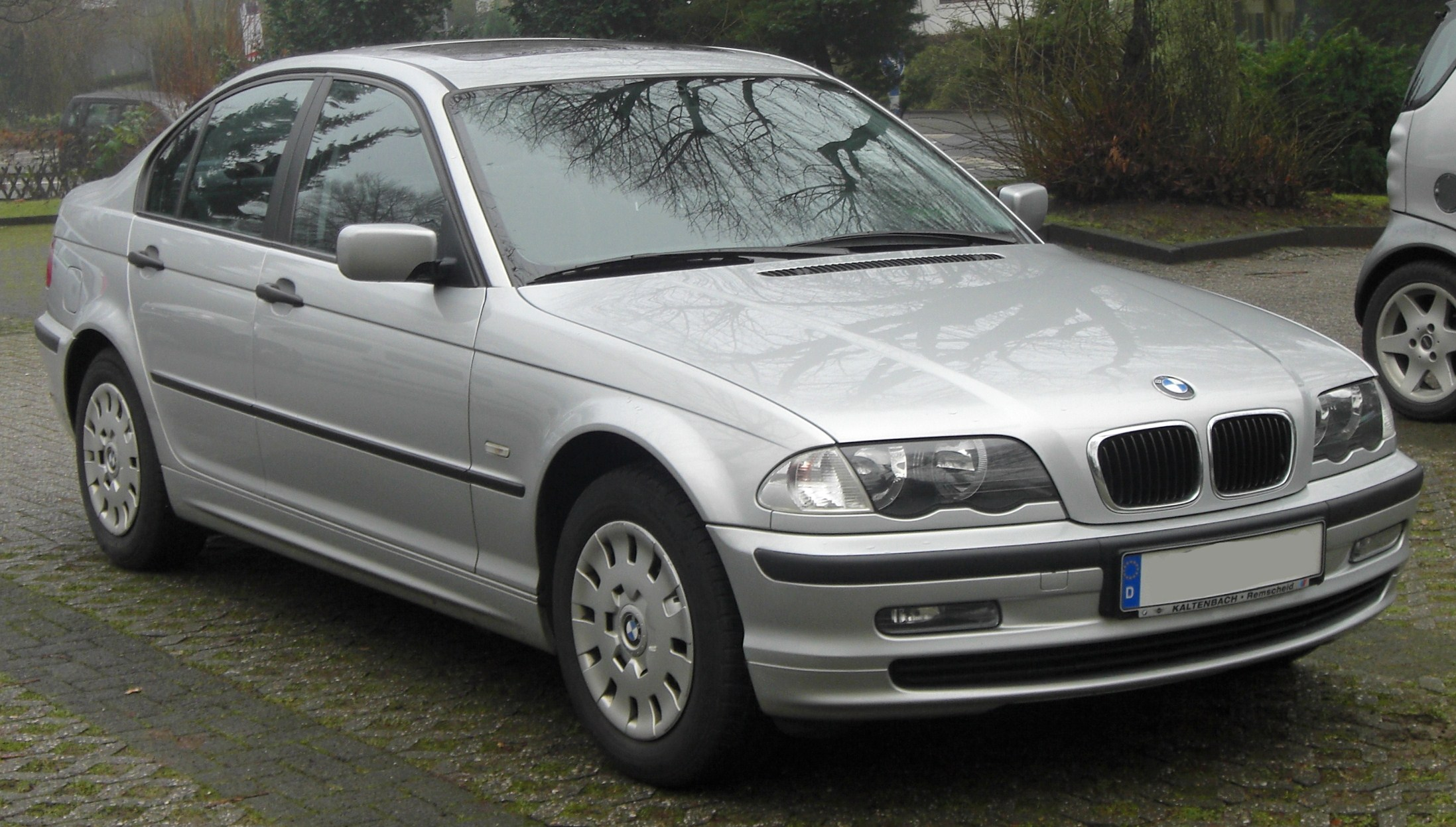 BMW 3 series 330xd 2001 photo - 3