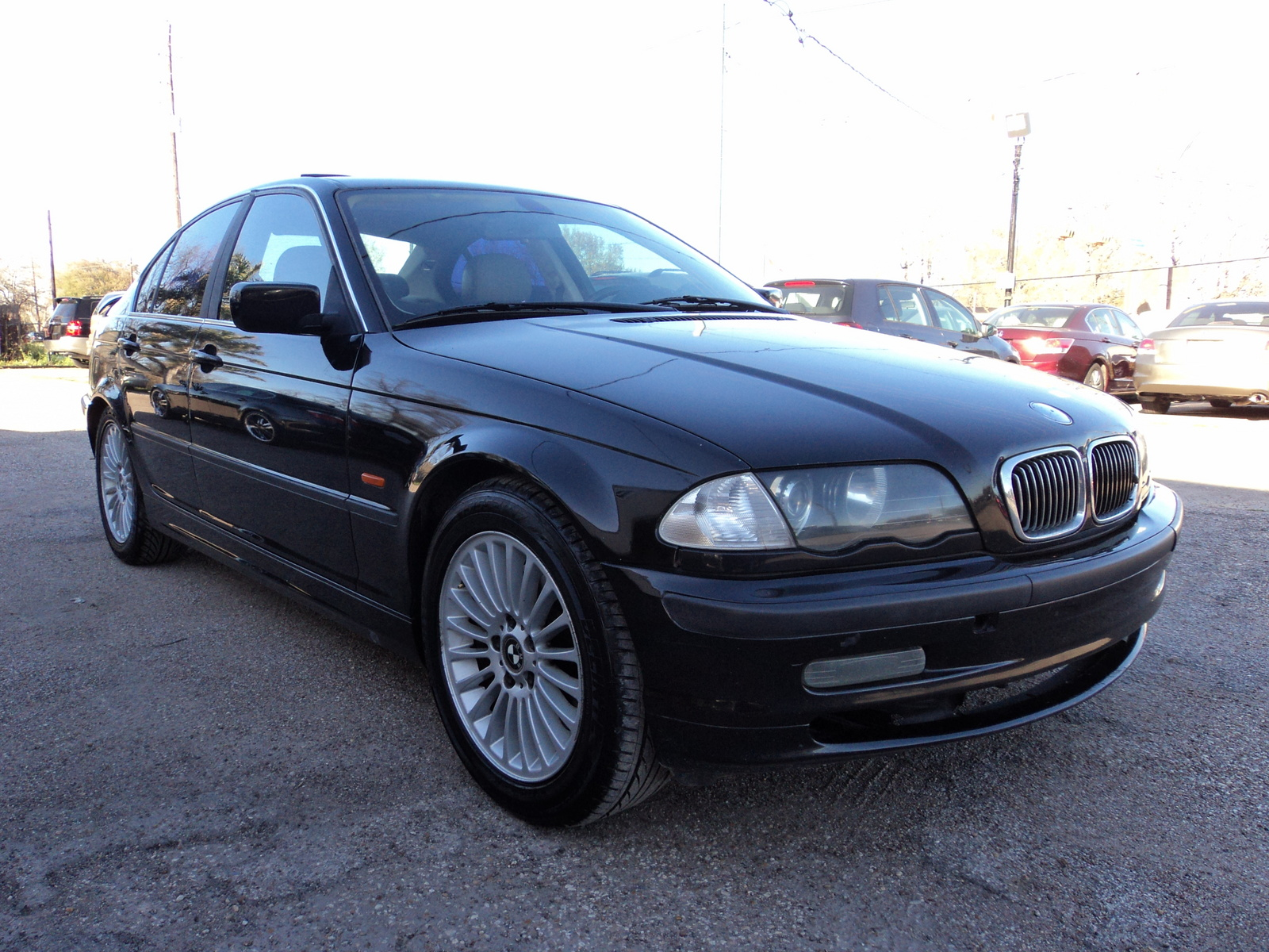 BMW 3 series 330xd 2001 photo - 5